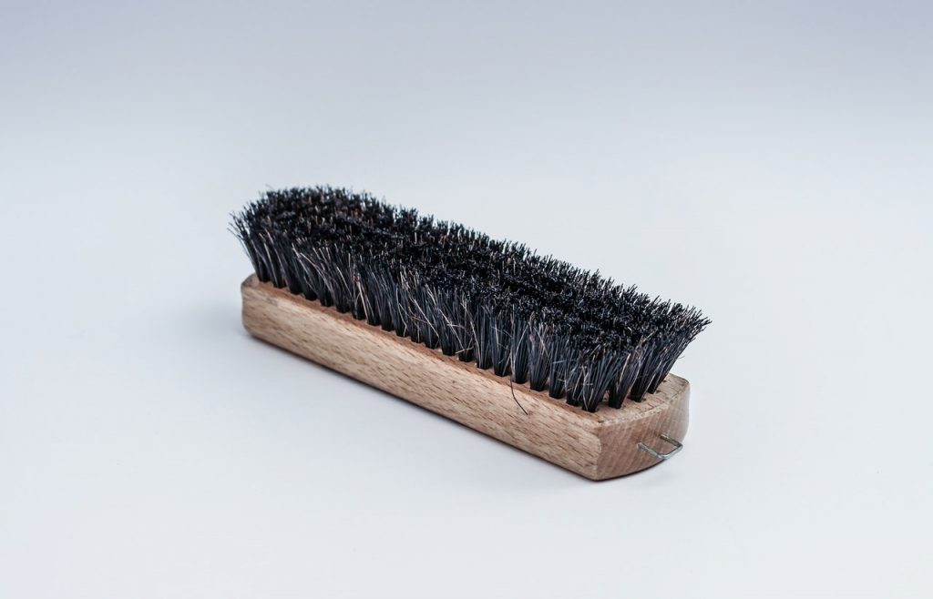 image of a brush