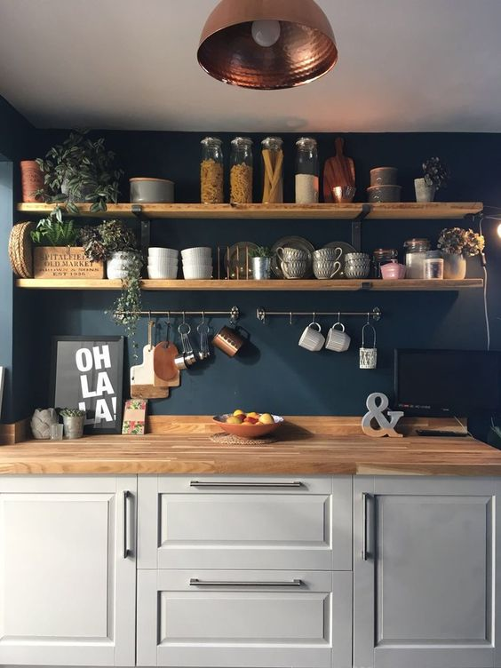 repaint your kitchen wall